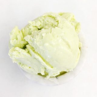 Sweet Pea/Mint Ice Cream